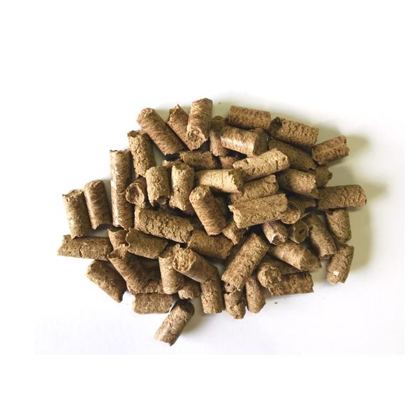 Granulés d'engrais naturel